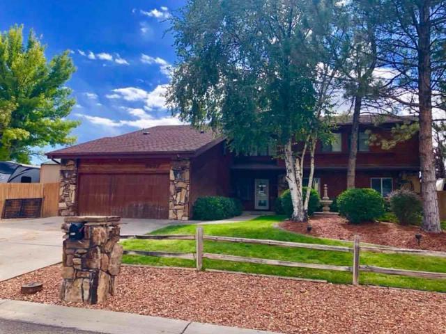 2697 Mazatlan Drive, Grand Junction, CO 81506 (MLS #20185786) :: CapRock Real Estate, LLC