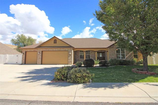 436 Rust Court, Grand Junction, CO 81507 (MLS #20185787) :: The Grand Junction Group