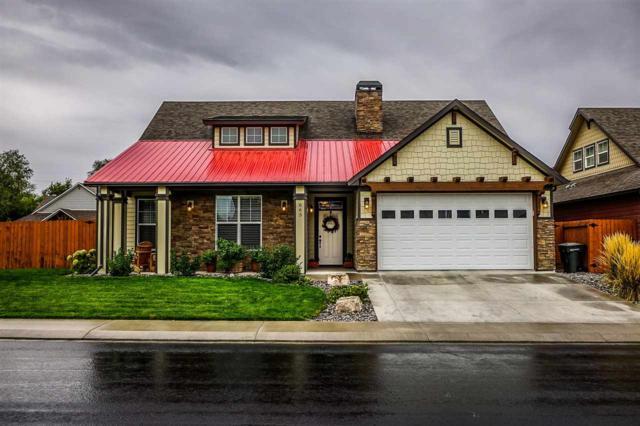 663 Copper Canyon Drive, Grand Junction, CO 81505 (MLS #20185795) :: CapRock Real Estate, LLC