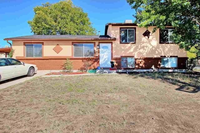 483 Anjou Drive, Grand Junction, CO 81504 (MLS #20185797) :: CapRock Real Estate, LLC