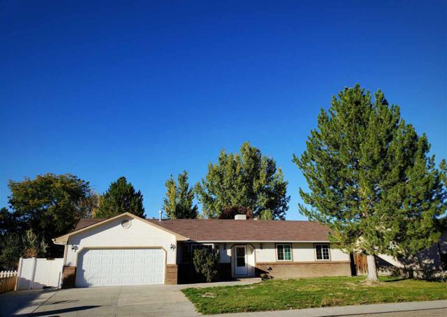 149 Pinyon Drive, Fruita, CO 81521 (MLS #20185800) :: The Grand Junction Group
