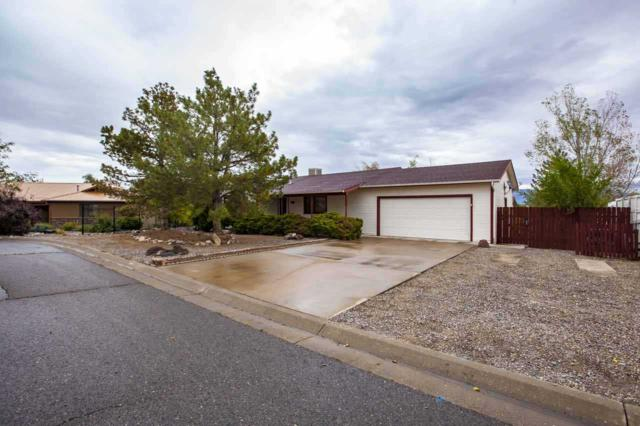 194 Sego Court, Grand Junction, CO 81503 (MLS #20185828) :: The Borman Group at eXp Realty