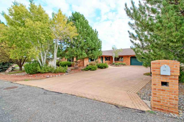 456 Tiara Vista Drive, Grand Junction, CO 81507 (MLS #20185833) :: The Grand Junction Group