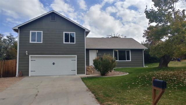 628 Carlsbad Drive, Grand Junction, CO 81507 (MLS #20185834) :: The Grand Junction Group