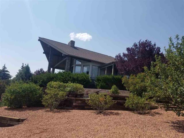 20508 Green Valley Road, Cedaredge, CO 81413 (MLS #20185841) :: Keller Williams CO West / Mountain Coast Group