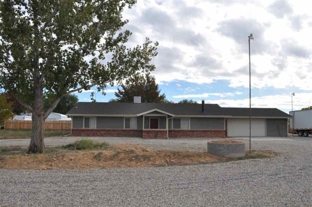 2879 Riverside Parkway, Grand Junction, CO 81501 (MLS #20185854) :: The Grand Junction Group