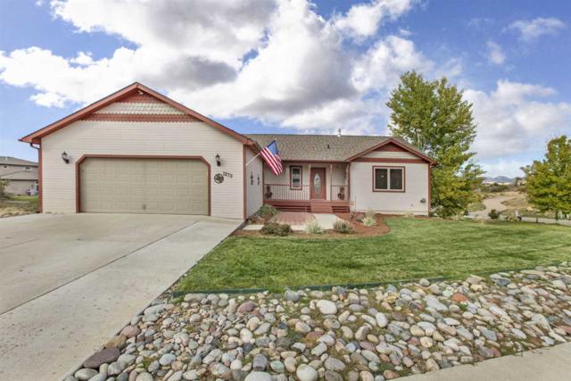 1275 Standing Deer Drive, Silt, CO 81652 (MLS #20185866) :: The Grand Junction Group