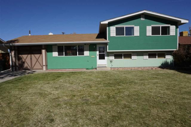 2138 Gunnison Avenue, Grand Junction, CO 81501 (MLS #20185893) :: The Grand Junction Group