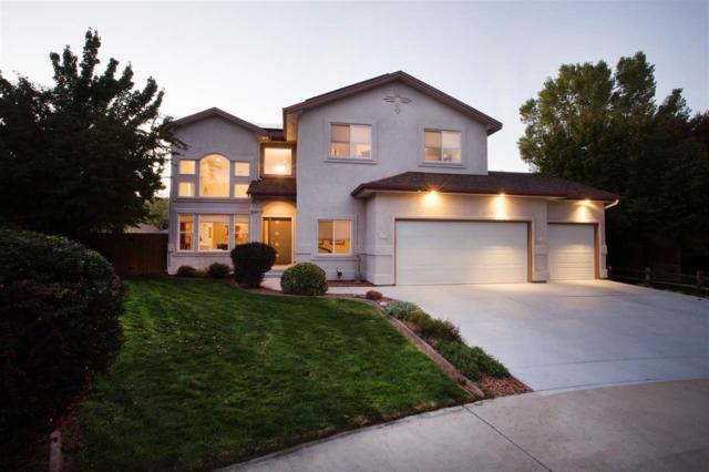 419 Montero Court, Grand Junction, CO 81507 (MLS #20185900) :: The Christi Reece Group