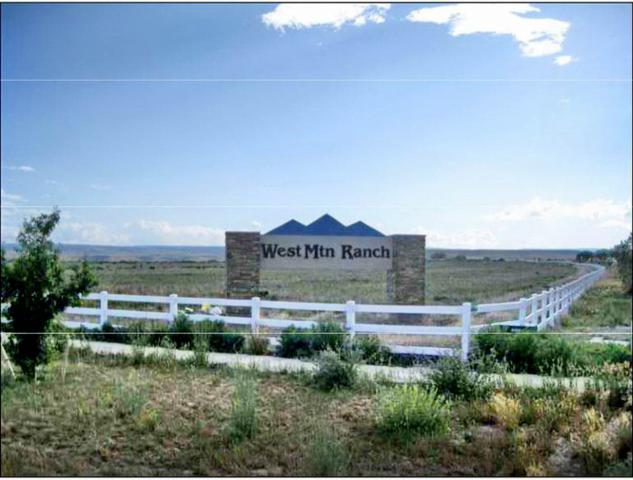 Lot 31 Appaloosa Street, Delta, CO 81416 (MLS #20185968) :: The Grand Junction Group with Keller Williams Colorado West LLC
