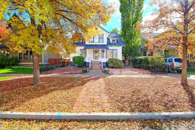 821 Ouray Avenue, Grand Junction, CO 81501 (MLS #20185987) :: CapRock Real Estate, LLC
