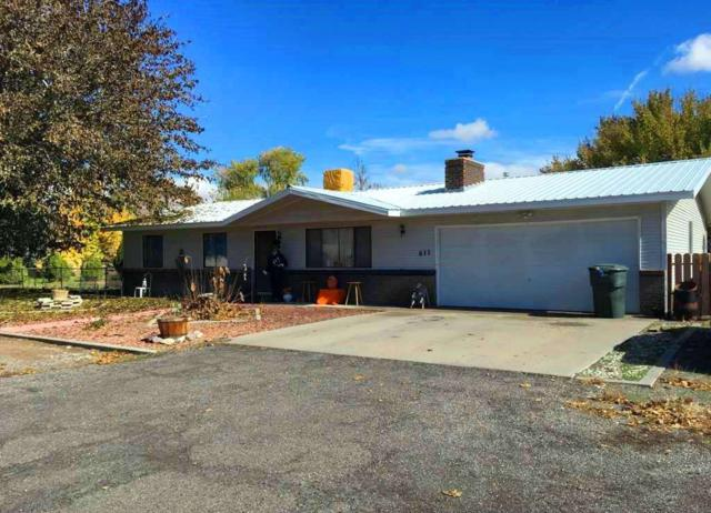 611 Veinte Drive, Delta, CO 81416 (MLS #20185994) :: The Grand Junction Group