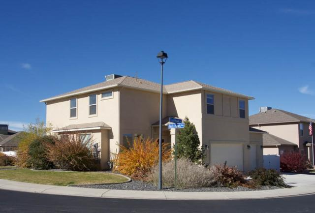 161 Sun Hawk Drive, Grand Junction, CO 81503 (MLS #20186054) :: The Grand Junction Group with Keller Williams Colorado West LLC