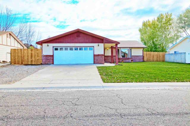 636.5 Broken Spoke Road, Grand Junction, CO 81504 (MLS #20186084) :: CapRock Real Estate, LLC