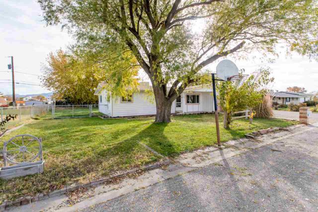 534 East Valley Drive, Grand Junction, CO 81504 (MLS #20186088) :: CapRock Real Estate, LLC