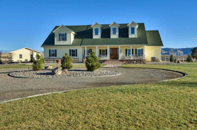 2274 Homestead Drive, Grand Junction, CO 81505 (MLS #20186098) :: CapRock Real Estate, LLC