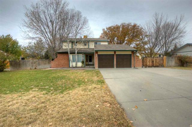 591 31 Road, Grand Junction, CO 81504 (MLS #20186114) :: CapRock Real Estate, LLC