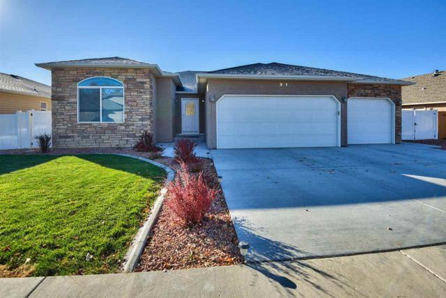 2931 Annelie Lane, Grand Junction, CO 81504 (MLS #20186115) :: CapRock Real Estate, LLC