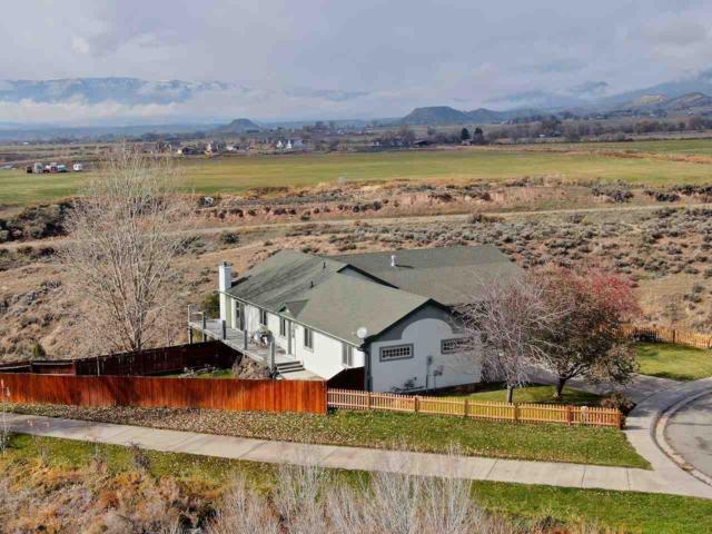 433 Eagles View Court, Silt, CO 81652 (MLS #20186123) :: Keller Williams CO West / Mountain Coast Group