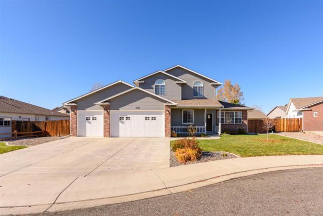 647 W Pagosa Drive, Grand Junction, CO 81506 (MLS #20186125) :: CapRock Real Estate, LLC