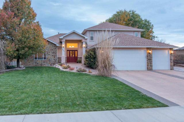 699 Tranquil Trail, Grand Junction, CO 81507 (MLS #20186133) :: Keller Williams CO West / Mountain Coast Group