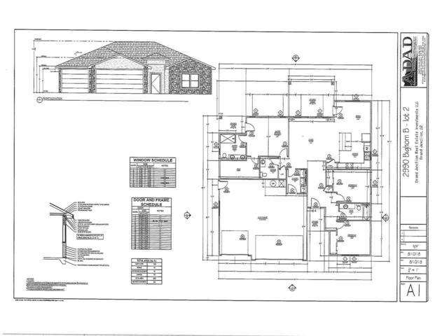 2990 Bighorn Avenue B, Grand Junction, CO 81504 (MLS #20186145) :: CapRock Real Estate, LLC