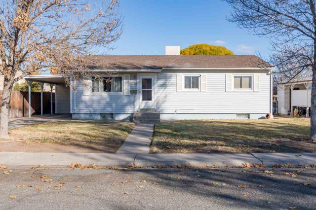 2312 Mesa Avenue, Grand Junction, CO 81501 (MLS #20186171) :: The Grand Junction Group