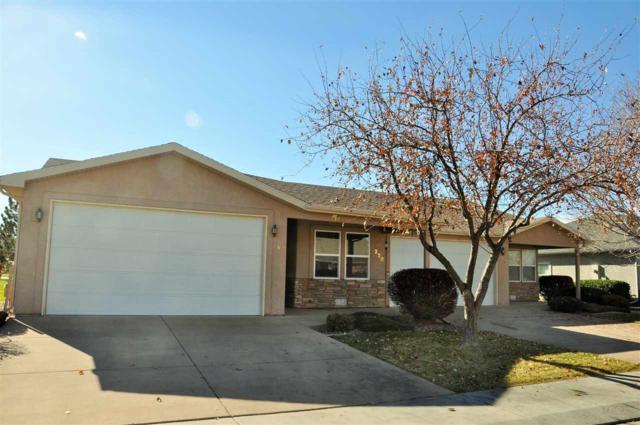 220 Dream Street A, Grand Junction, CO 81503 (MLS #20186177) :: CapRock Real Estate, LLC