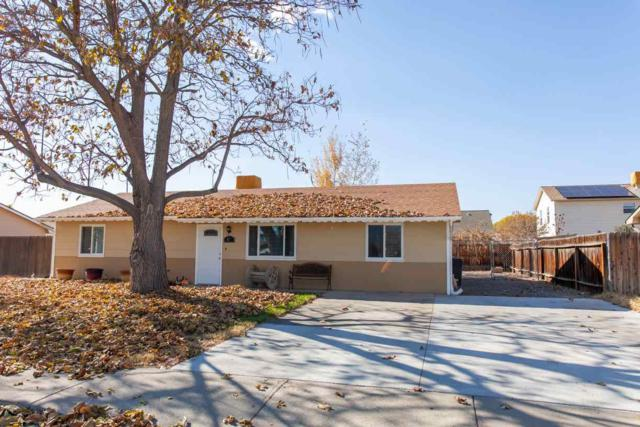 471 Santee Street, Grand Junction, CO 81504 (MLS #20186183) :: CapRock Real Estate, LLC