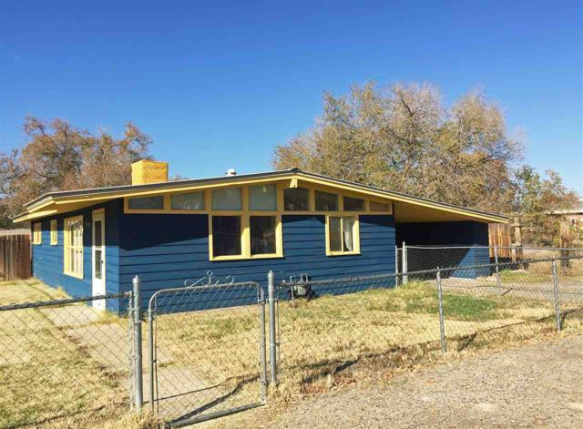 1050 Bookcliff Avenue, Grand Junction, CO 81501 (MLS #20186185) :: CapRock Real Estate, LLC
