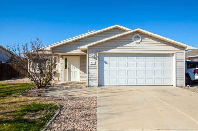 411 E Grove Drive, Grand Junction, CO 81504 (MLS #20186186) :: CapRock Real Estate, LLC