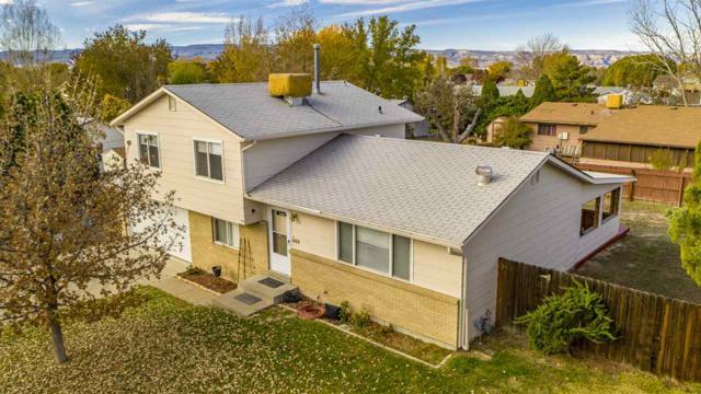 485 Meadow Road, Grand Junction, CO 81504 (MLS #20186190) :: CapRock Real Estate, LLC