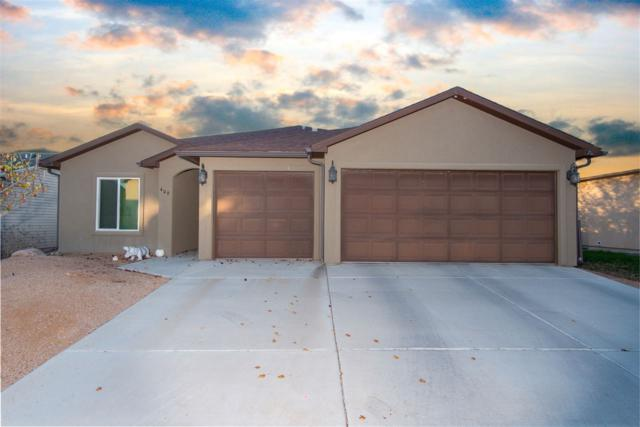 409 Chert Drive, Grand Junction, CO 81504 (MLS #20186205) :: CapRock Real Estate, LLC