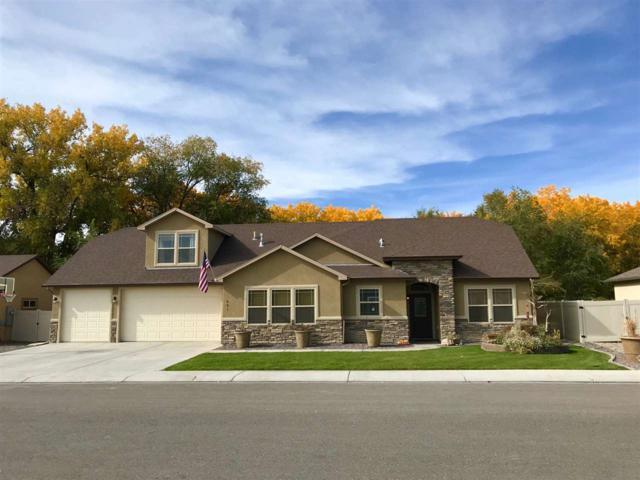 631 Allegheny Drive, Grand Junction, CO 81504 (MLS #20186209) :: CapRock Real Estate, LLC