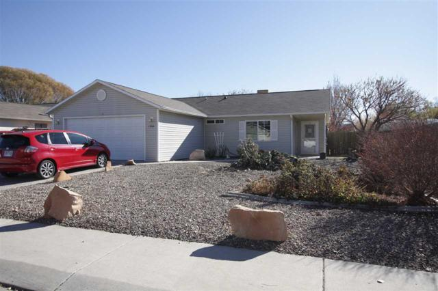1384 Sagittarius Street, Fruita, CO 81521 (MLS #20186233) :: The Grand Junction Group