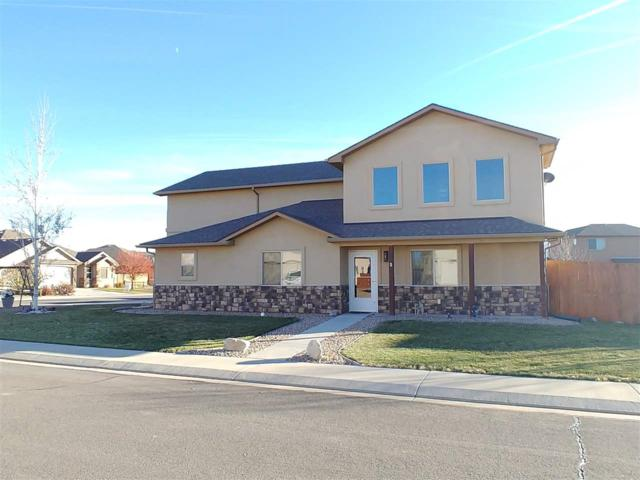 800 St Peppin Drive, Fruita, CO 81521 (MLS #20186245) :: The Grand Junction Group