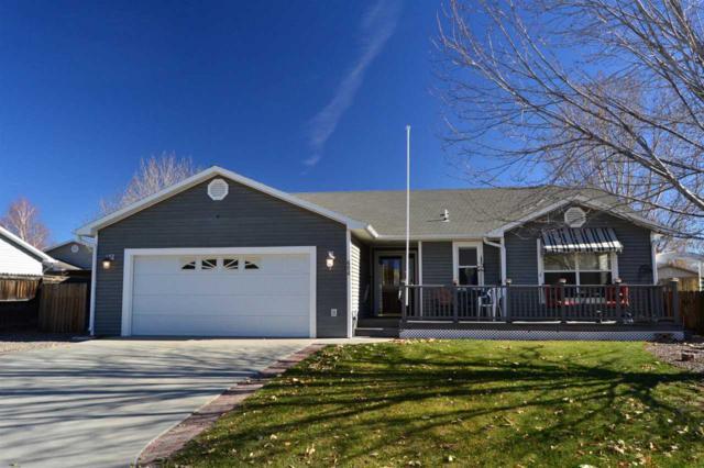 484 Sundown Drive, Grand Junction, CO 81504 (MLS #20186248) :: The Grand Junction Group