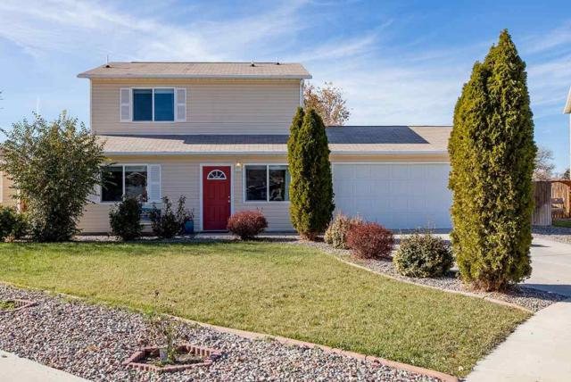 2827 Margo Court, Grand Junction, CO 81501 (MLS #20186282) :: Keller Williams CO West / Mountain Coast Group