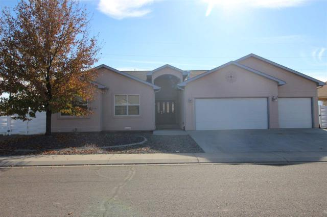 2857 Chamomile Drive, Grand Junction, CO 81501 (MLS #20186293) :: The Christi Reece Group