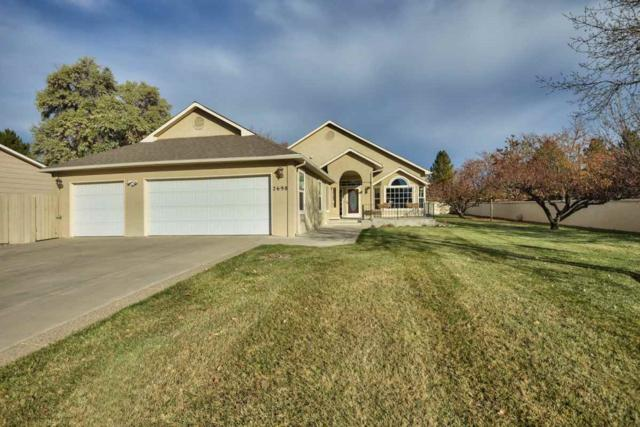 2698 Kimberly Drive, Grand Junction, CO 81506 (MLS #20186306) :: The Christi Reece Group