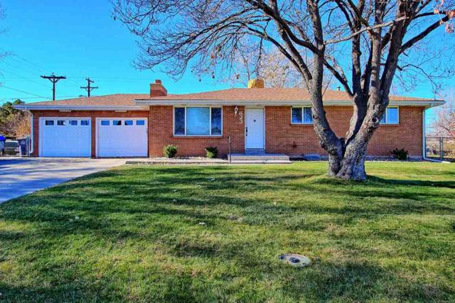 623 Panorama Drive, Grand Junction, CO 81507 (MLS #20186313) :: The Christi Reece Group