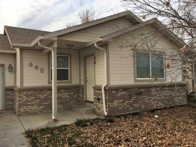 465 N Sun Court, Grand Junction, CO 81504 (MLS #20186321) :: The Christi Reece Group