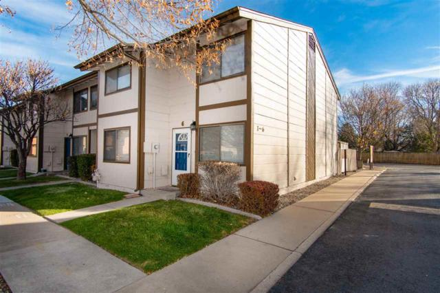 555 28 1/2 Road #6, Grand Junction, CO 81501 (MLS #20186323) :: The Christi Reece Group