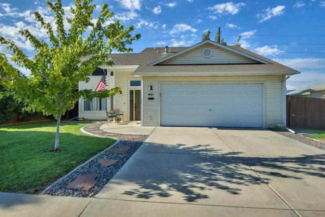251 1/2 W Gloucester Circle, Grand Junction, CO 81503 (MLS #20186334) :: The Christi Reece Group