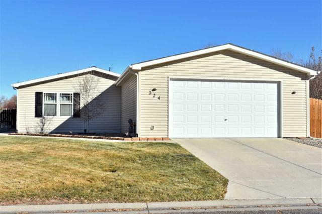324 Mineral Springs Circle, Parachute, CO 81635 (MLS #20186404) :: Keller Williams CO West / Mountain Coast Group