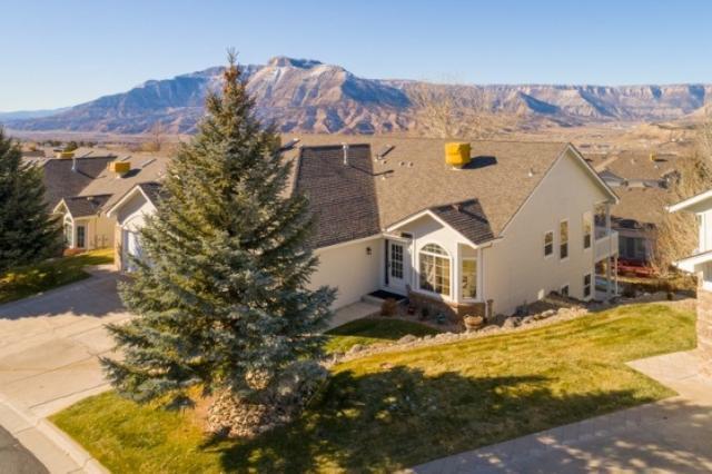 24 E Ridge Court, Parachute, CO 81635 (MLS #20186419) :: Keller Williams CO West / Mountain Coast Group