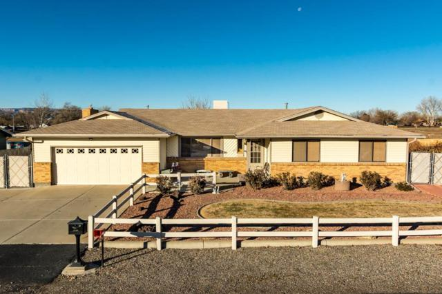 605 Hudsons Bay Drive, Grand Junction, CO 81504 (MLS #20186421) :: Keller Williams CO West / Mountain Coast Group