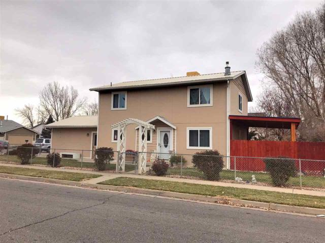 2779 Grant Court, Grand Junction, CO 81503 (MLS #20186427) :: Keller Williams CO West / Mountain Coast Group