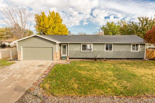 3096 Cedar Drive, Grand Junction, CO 81504 (MLS #20186433) :: Keller Williams CO West / Mountain Coast Group