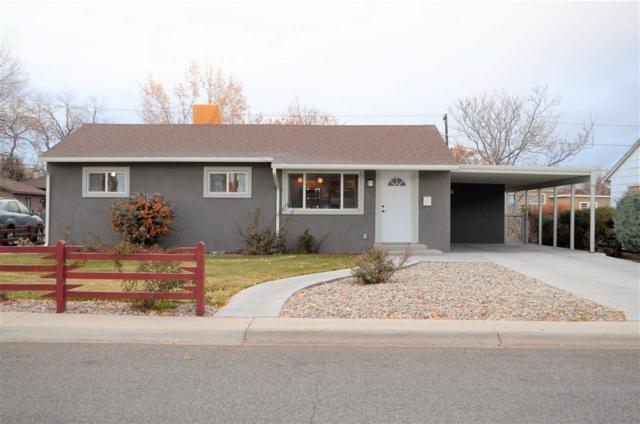 1950 Kennedy Avenue, Grand Junction, CO 81501 (MLS #20186456) :: Keller Williams CO West / Mountain Coast Group